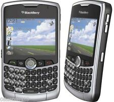 BlackBerry Curve 8330 - Silver Verizon Voice Activated Internet Smartphone
