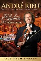 ANDRE RIEU - CHRISTMAS DOWN UNDER - LIVE FROM SYDNEY   DVD NEU+