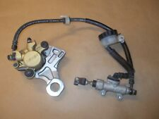 00 01 Honda CBR900RR CBR929 OEM MCJ rear brake assembly master cylinder caliper
