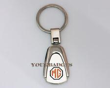 Nouveau Métal Chromé MG Key Chain Porte-clés ZR Zs Tf