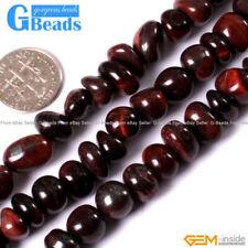 Tigers Eye Stone Jewellery Making Craft Beads