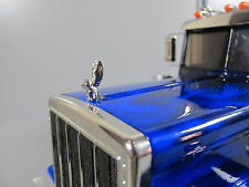 Front Hood Ornament emblem Angel Pig for Tamiya 1/14 Semi King Grand Hauler