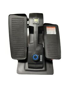 Blue Cubii F3a2 Compact Under Desk Elliptical With Built in Display TESTED