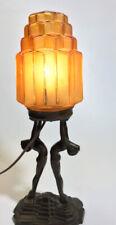 Nu Art Art Deco  Lamp