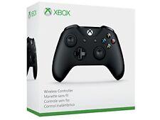 Microsoft Xbox One Controller Noir (neu) 6cl-00002