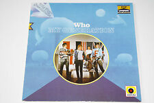 """LP The Who """"MY GENERATION"""" Ger 1982 - Vinyl 12"""" Karusell 2872120 RARE"""