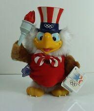 1984 LA Olympic Games Mascot Sam the Eagle Stuffed Plush Toy Applause figure NWT