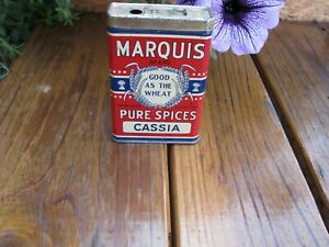 MARQUIS Cassia Clean Old Spice Tin