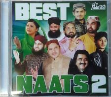 Best Naats 2 - Tout Nouveau Naat CD