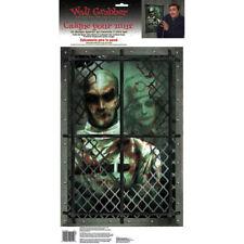 "Haunted Asylum Halloween Wall Grabber Decoration (23 3/4"" x 12 1/4)"