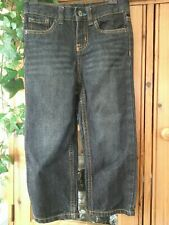 a43fc9fa23d84 New listingBOYS LEE PREMIUM SELECT DARK BLUE STRAIGHT LEG JEANS AGE 3