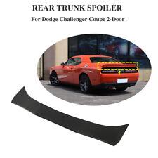für Dodge Challenger Coupe 15-19 Spoiler Carbon Heckspoiler Hinten Flügel Lippe