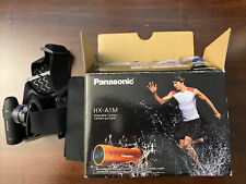 Panasonic HD MICRO TUBE STYLE Wearable Helmet Camera Recorder HX-A1M Black