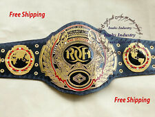 ROH Ring Of Honor World Heavyweight Championship Wrestling Replica Belt