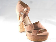 GUESS LOS ANGELES  (PARRIS PINK HEEL SANDAL) WOMENS SIZE 6 BRAND NEW!!!