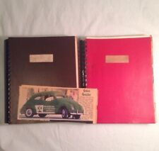 Volkswagon Workshop Manual, 1963 Edition, 2 Vol.Set -Copy For All Type 2- Great