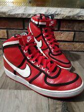 Nike Vandal High University Red Black Sneakers 621187-600 Mens Sz 11 Air Retro
