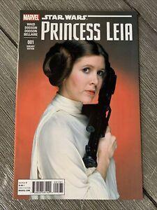 Princess Leia #1 Cover I Incentive Movie Variant Cover VF/NM 9.0