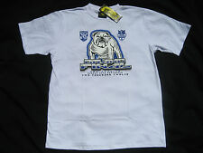 NRL BULLDOGS 2012 GRAND FINAL T-SHIRT (3XL) - w/tags NEW!