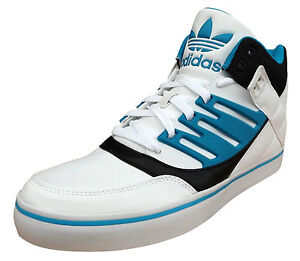 adidas Men's Originals Hardcourt Revelator Trainers White UK 6.5 & UK 7.5