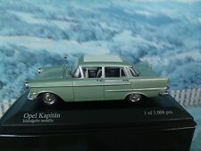 1/43  Minichamps Opel Kapitan 1959  1 of 1008