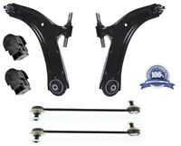 FRONT WISHBONE ARMS & STABILIZER LINK BARS & BUSHS For NISSAN QASHQAI & +2 07-14