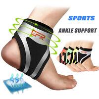 Ajustable Foot Wrap Pain Relief Plantar Fascitis Compression Ankle Brace Sports