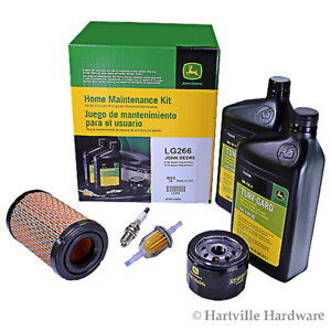 John Deere Original Equipment Home Maintenance Kit #LG266