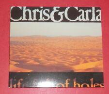 Chris & Carla - Life full of holes - (Digipak) -- CD / Rock