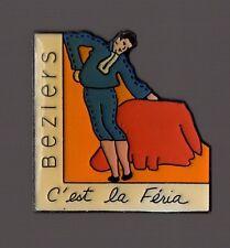 Pin's Féria de Béziers (Hérault / Languedoc Roussillon)