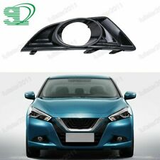 Front Fog Lamp Cover Black Right For Nissan Lannia 2016-2019