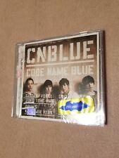 CNBLUE CODE NAME BLUE Yonghwa Minhyun Jonghyun jongshin kpop