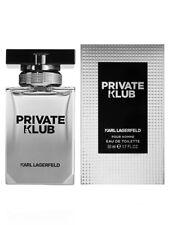 Karl Lagerfeld Private Klub Edt Eau de Toilette Spray for Men 50ml NEU/OVP