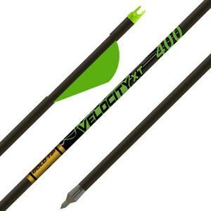 Gold Tip Hunter XT 300 Spine 6-Pack Archery Bow Hunting Arrows