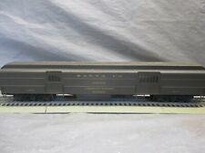 "K-Line 18"" Heavyweight O Scale Santa Fe American RR Express Baggage Car K-1821 2"