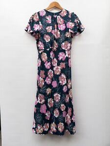 David Lawrence Short Sleeve A-line Dress Size 8