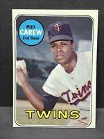 1969 Topps #510 Rod Carew NM Minnesota Twins HOF