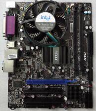 ✅Carte Mère Msi G41-P28 MS 7592 Ver:5.2 / Intel Core 2 Quad Q6600 2,33Ghz / DDR3