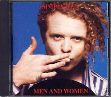 SIMPLY RED-Men And Women  Japan 1st press CD