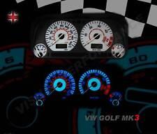 Volkswagen golf mk3 TDI diesel interior speedo lighting bulb upgrade dial kit