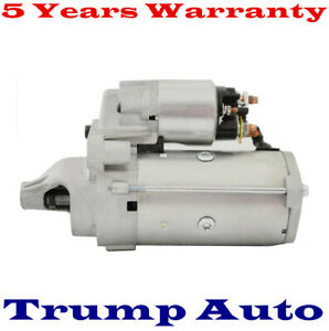 Starter Motor for Peugeot 307 3A 3C 3E 3H engine DV6TED4 1.6L Turbo Diesel 04-08