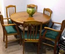 Pine Up to 6 Round Dining Tables Sets