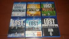 Lost - La collezione completa  6 COFANETTI IN BLU-RAY