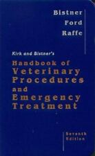 Handbook of Veterinary Procedures and Emergency Treatment by Richard B. Ford,...