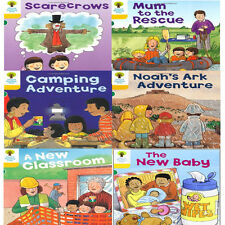 Oxford Reading Tree, Level 5: More Stories B, 6 Books Collection Set (Scarecrow)