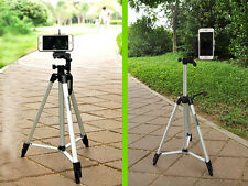 portableTripod Stand Weifeng WT-330A+ Phone Clip Kit for Video Camcorder