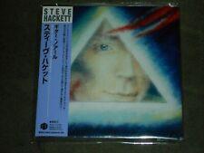 Steve Hackett Guitar Noir Japan Mini LP