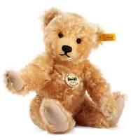 New STEIFF Fully Jointed Teddy Bear MOHAIR 1905 Classic + Steiff Gift Box 004834