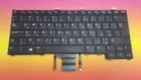 Keyboard ARA Dell Latitude 12 7000 E7240 14 7000 E7440 Arabic 0PHY95 Backlit