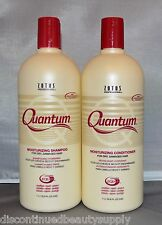 Quantum Moisturizing Shampoo and Conditioner Set 33.8oz each